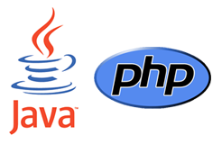 Java PHP